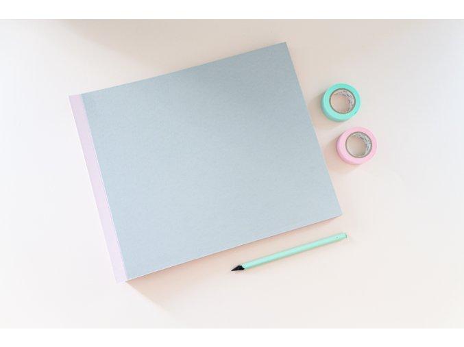 Dvojbarevné fotoalbum