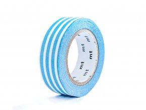 washi pasky 0005 modre pruhy
