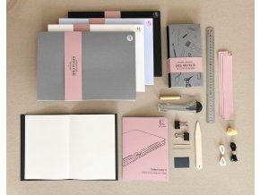Návod /2/ KOMPLET (návod + papíry + nástroje)